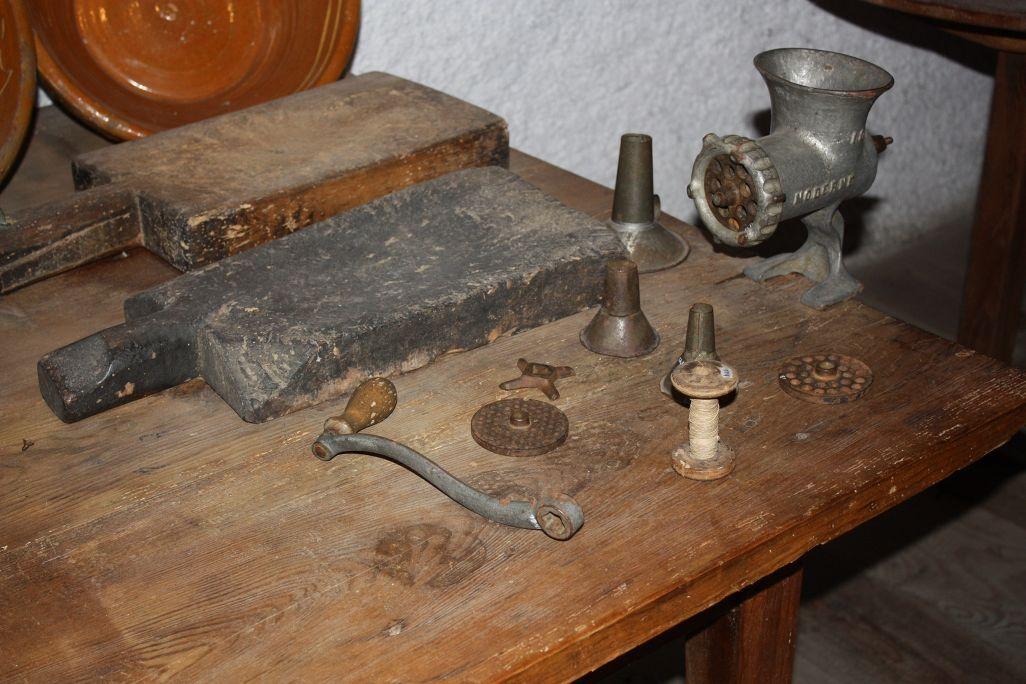Le hachoir a été inventé au XIXe siècle par le chercheur et inventeur allemand Karl Drais