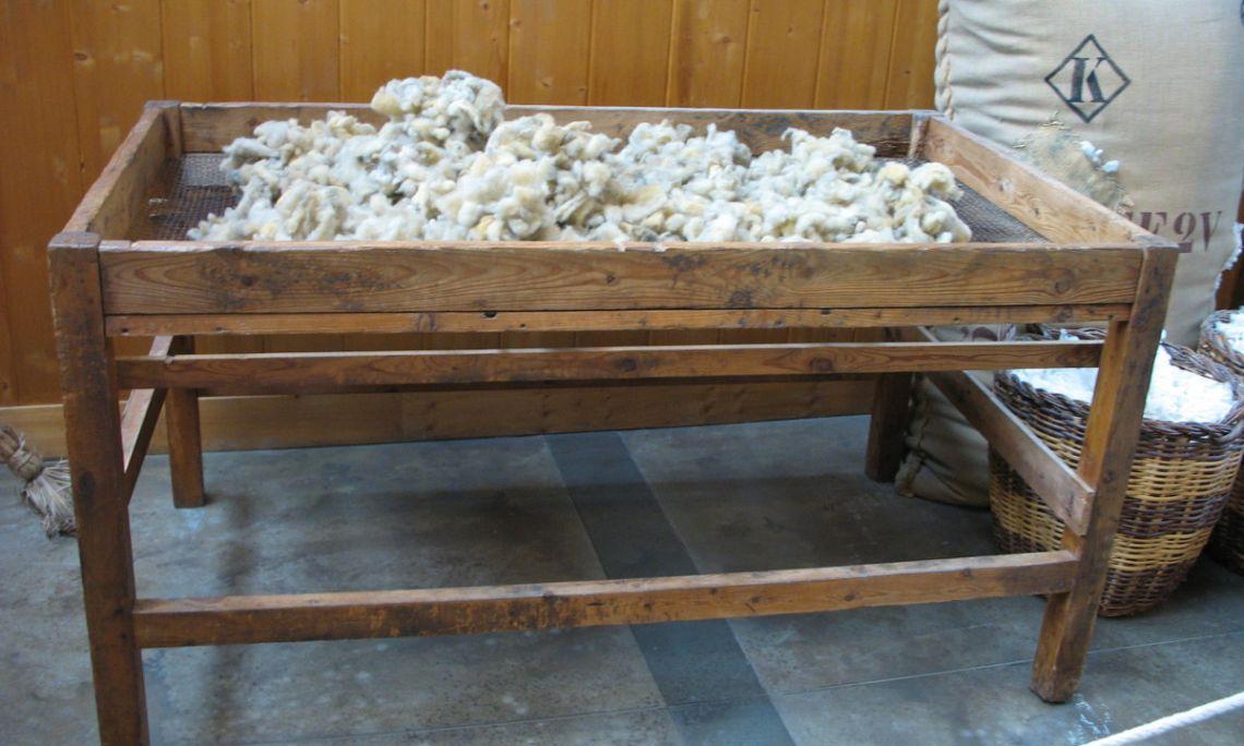 Mesa de triaje, primer cuarto del siglo xx