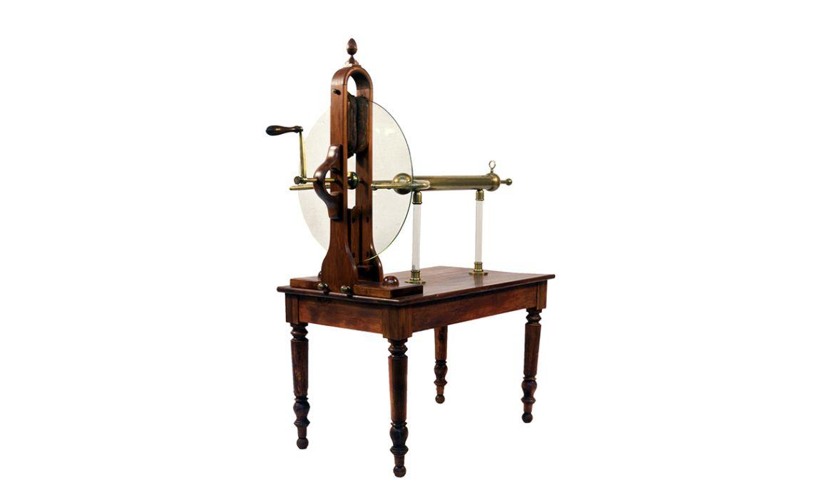 Machine à électricité statique de Ramsden