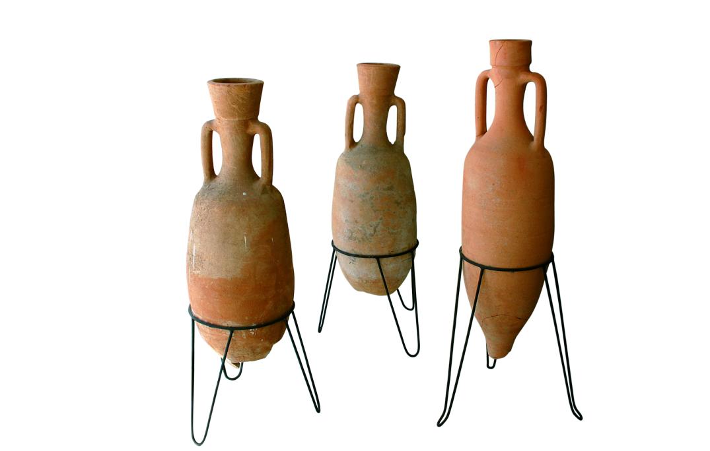 Ánfora, siglos ia.C. - id.C., cerámica