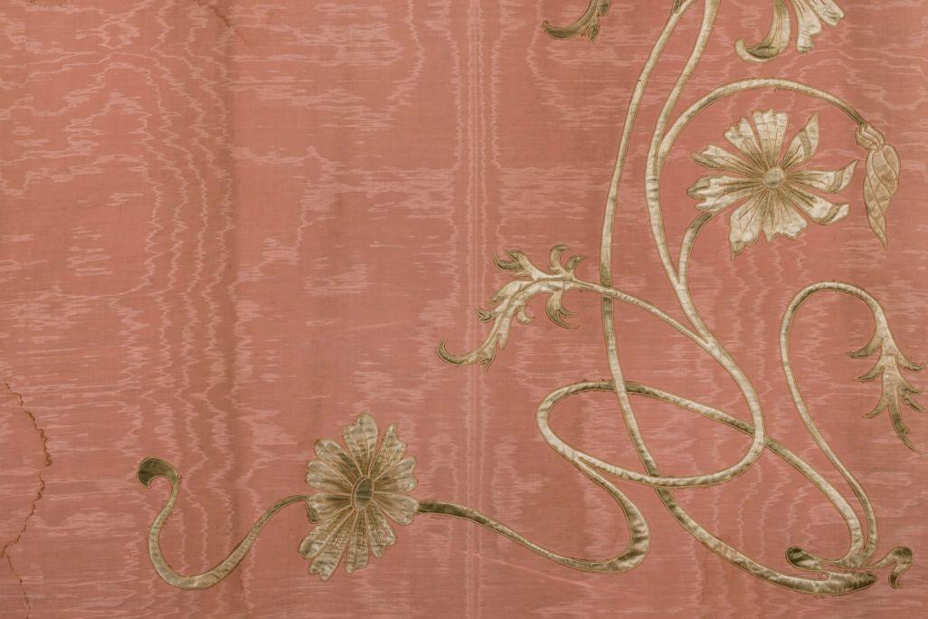 Rideau de soie moiré, 1900-1914, núm.reg. 22955Foto: ©Quico Ortega/CDMT