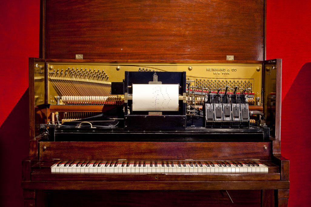 Pianola MDMB 1702© Rafael Vargas
