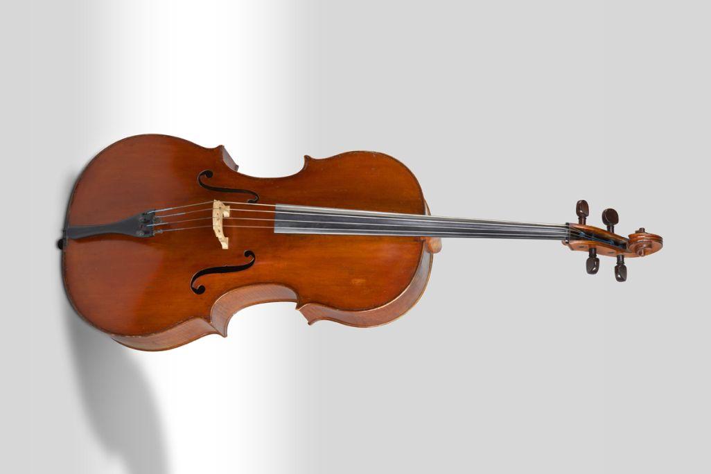 Violoncel Joan Guillamí (Barcelona, 1756). © Rafael Vargas