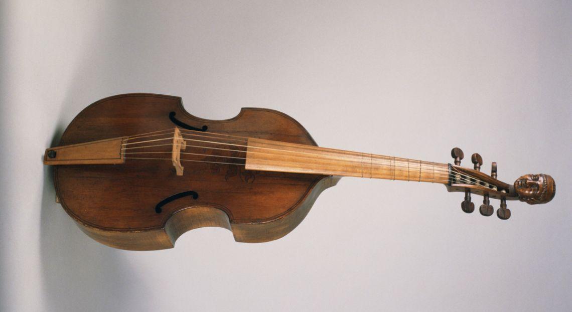 Viola da gamba MDMB 412 ©Gabriel Serra
