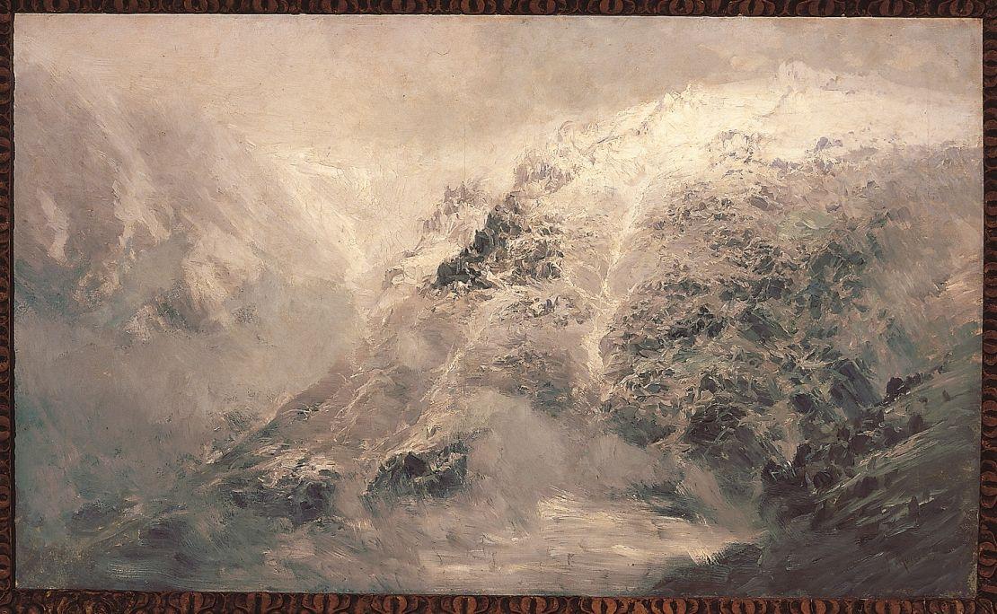 Jaume Morera i Galícia 1891–1897 Huile sur toile