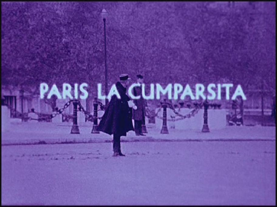 Benet Rossell / Antoni Miralda 1973 Película de 16 mm transferida a DVD
