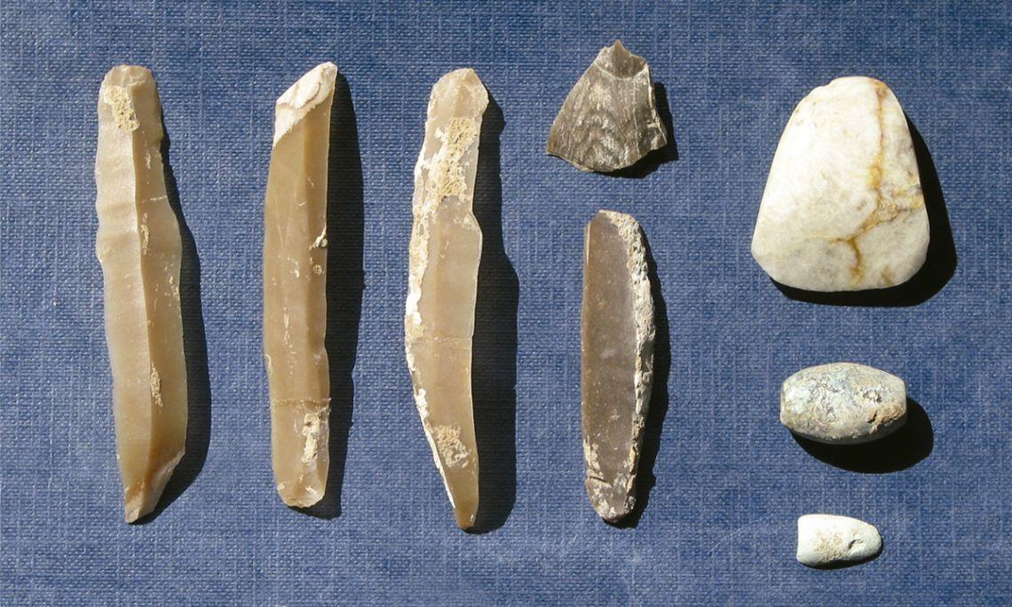 Aixovar funerari del sepulcre neolític de la Plana del Torrent (Ribera d'Ondara)