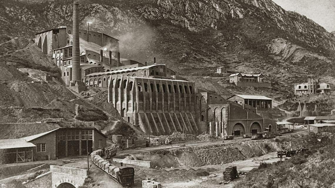 La fàbrica Asland