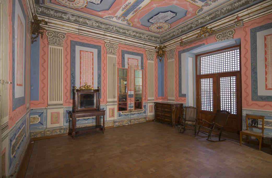 Dormitori de Cal Perelló.
