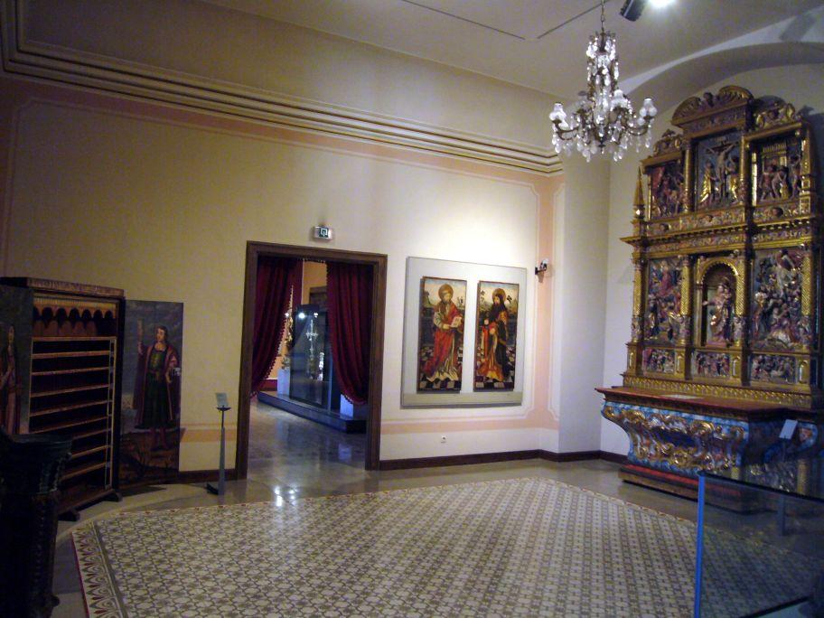 Vista general de la sala del Renaixement.