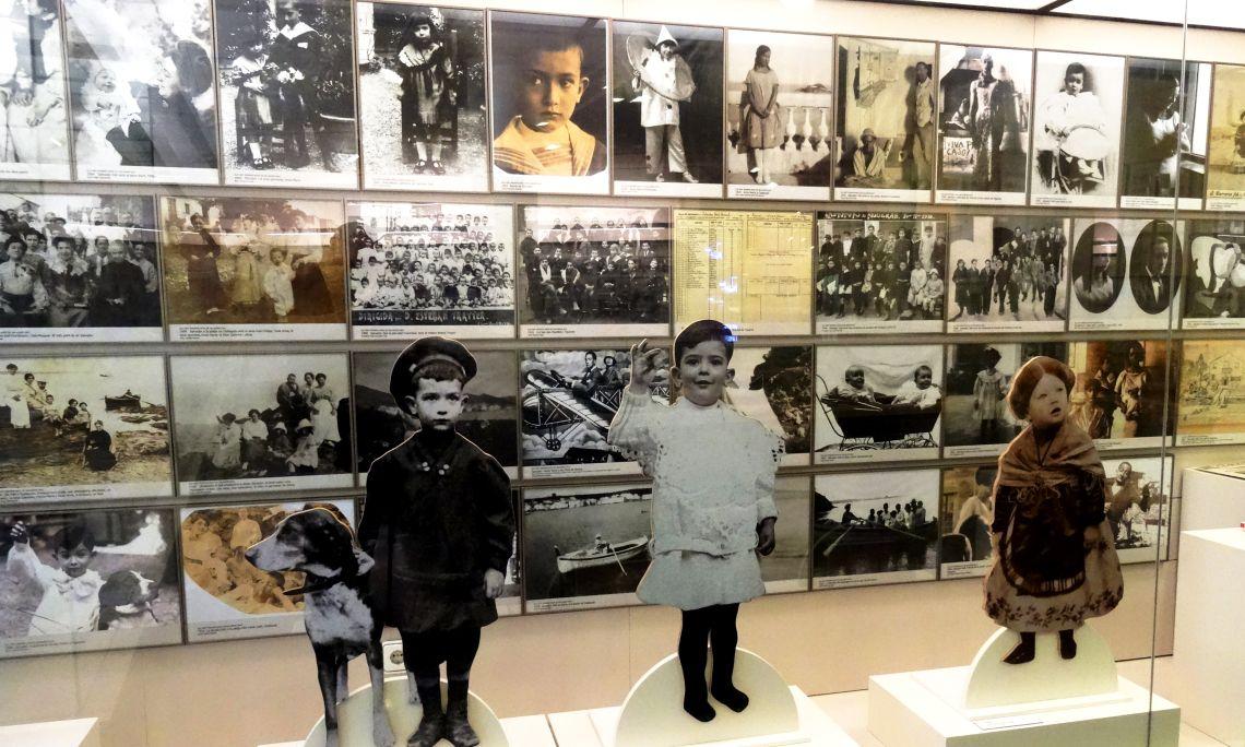 El pintor Salvador Dalí també va ser nen i jove. En aquest espai en podeu veure una mostra. Foto © MJC