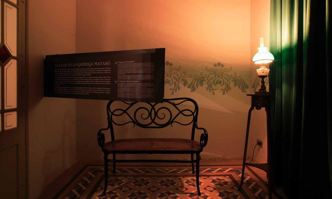 Section 1.2. The Garriga Mataró family home.