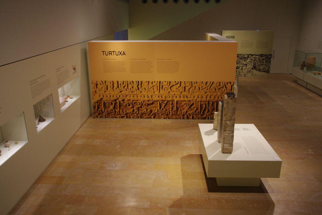 Turtuxa esdevingué una de les ciutats andalusines més importants del llevant peninsular.