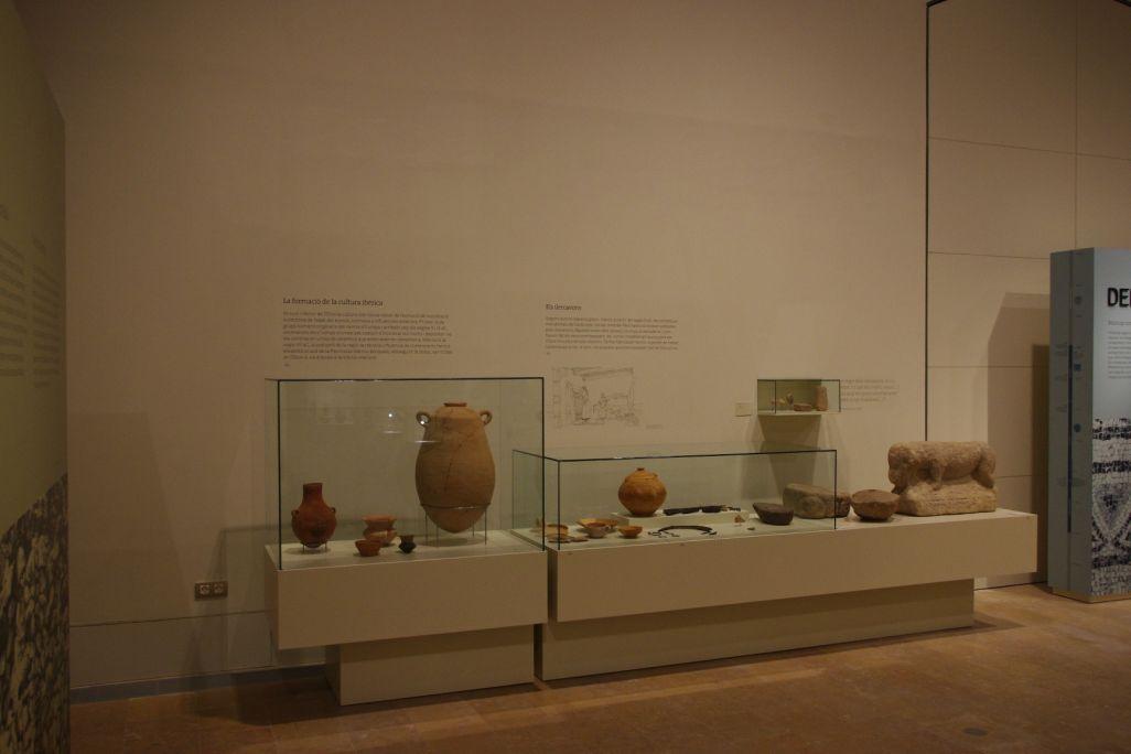 Els vestigis dels ibers ens parlen d'una societat amb estrets lligams amb altres pobles mediterranis.