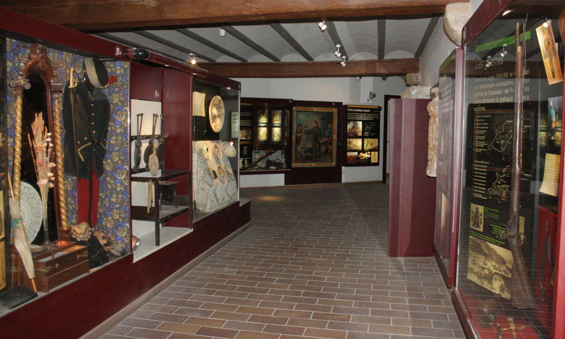 General view of the Modern La Conca exhibit.