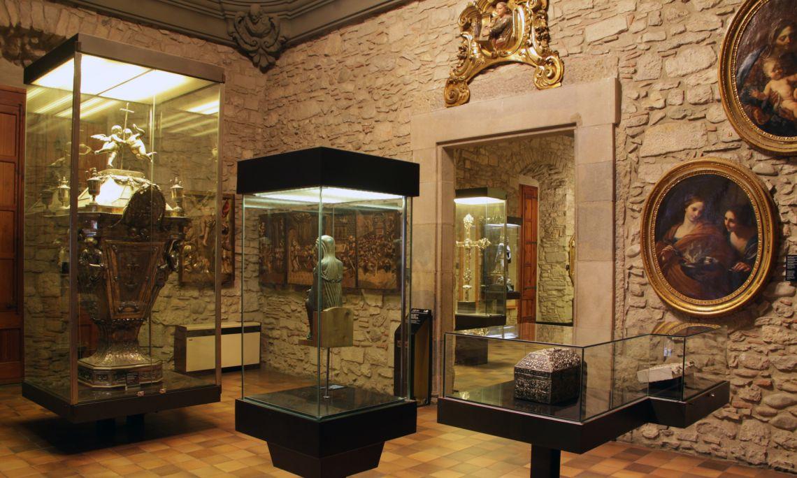 Fons: Capítol de la Catedral de Girona. Autor: Gustavo A.T. Mendoza.