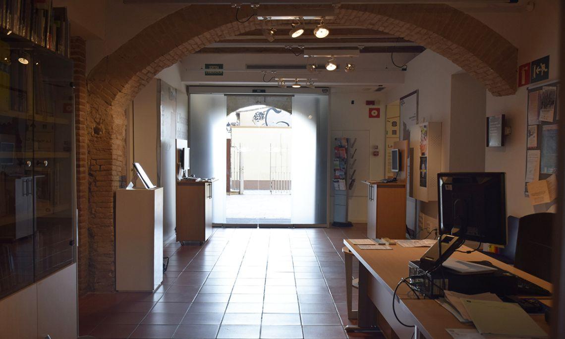 Centre d'interpretació i documentació especialitzat en memòria democràtica de l'Hospitalet