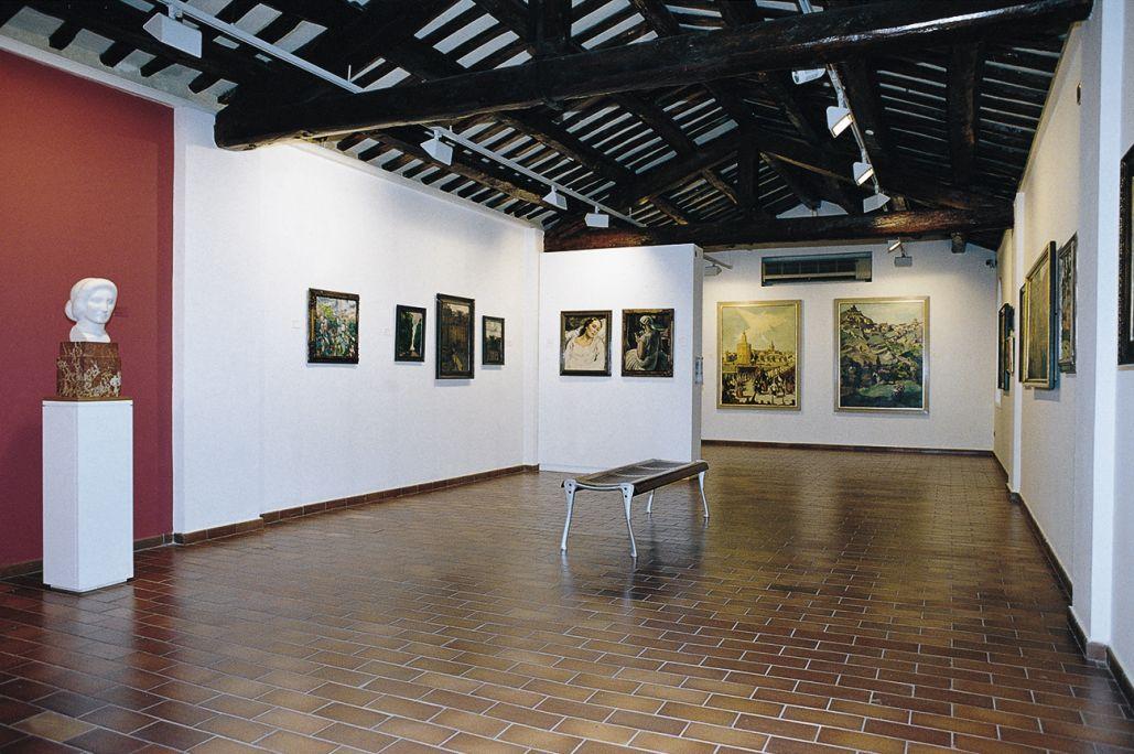 Exposició permanent, segon pis