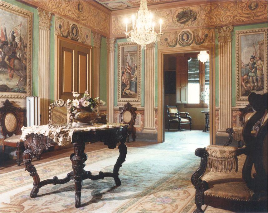 Salle Hernán Cortés. Photo: Musée de Terrassa