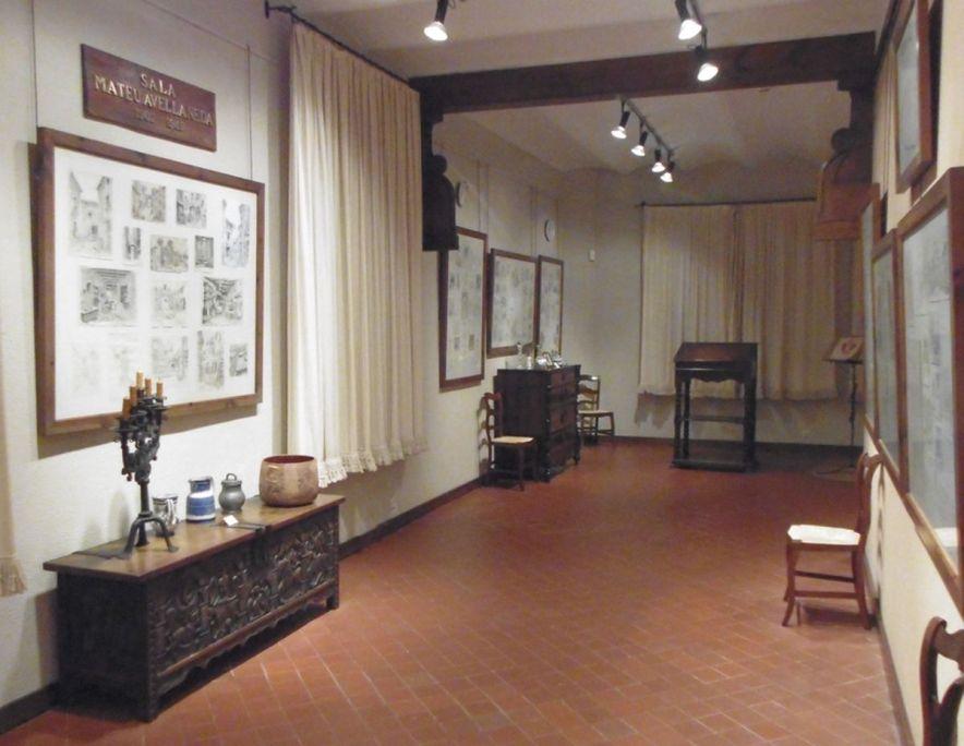 Sala Mateu Avellaneda. Foto: Museu de Terrassa