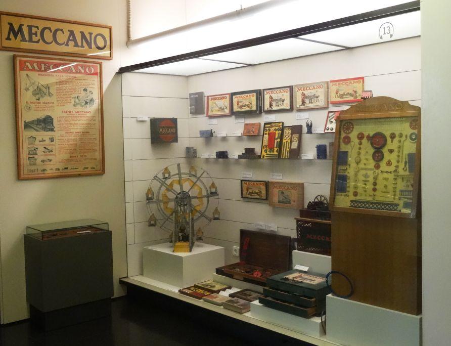 L'èxit internacional de Meccano donà peu a la creació d'altres jocs de construcció, com Metaling i Trix. Foto: © MJC