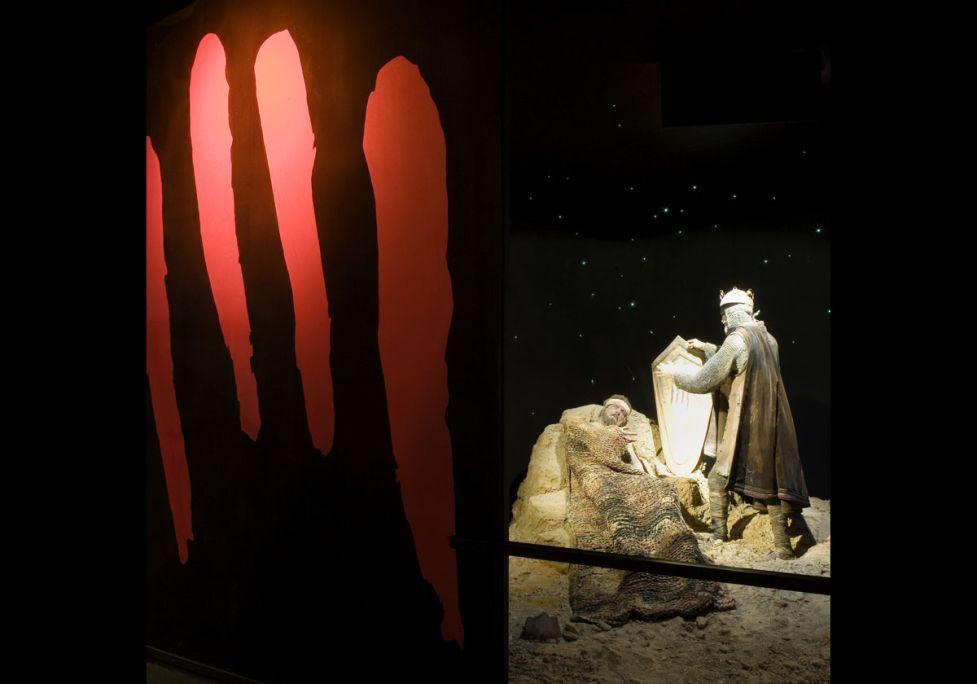 Historia y leyenda de las cuatro barras. © de la fotografía: Museo de Historia de Cataluña (Pepo Segura)