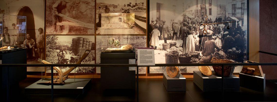 Els oficis artesanals de principis del segle XX. © de la fotografia: Museu d'Història de Catalunya (Pepo Segura)