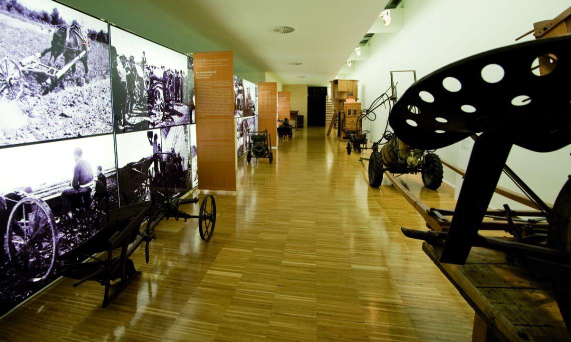 Sala de la mecanización
