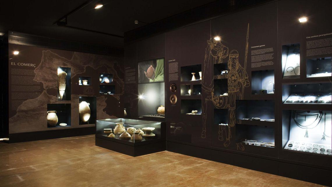 Pràctiques funeràries a l'Ebre durant la protohistòria.