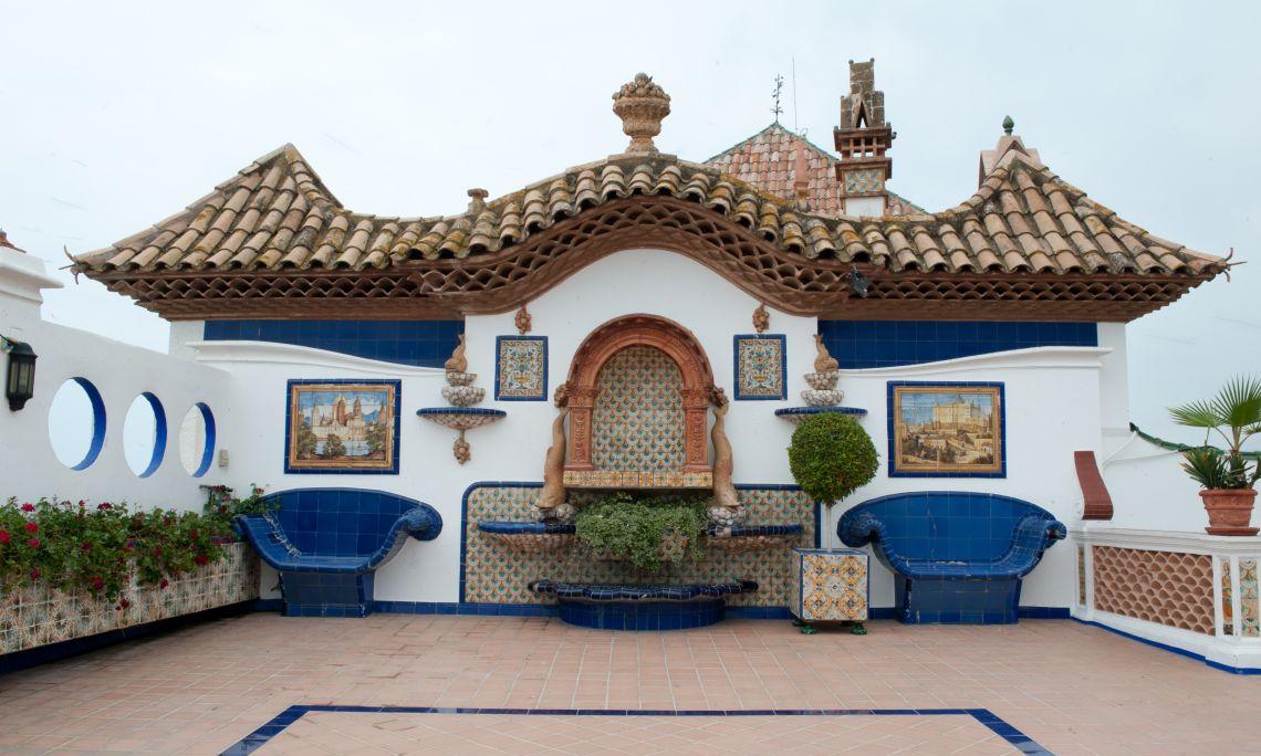 Terrases del Palau de Maricel