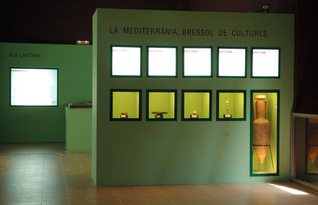 Sala dedicada a la cultura ibèrica