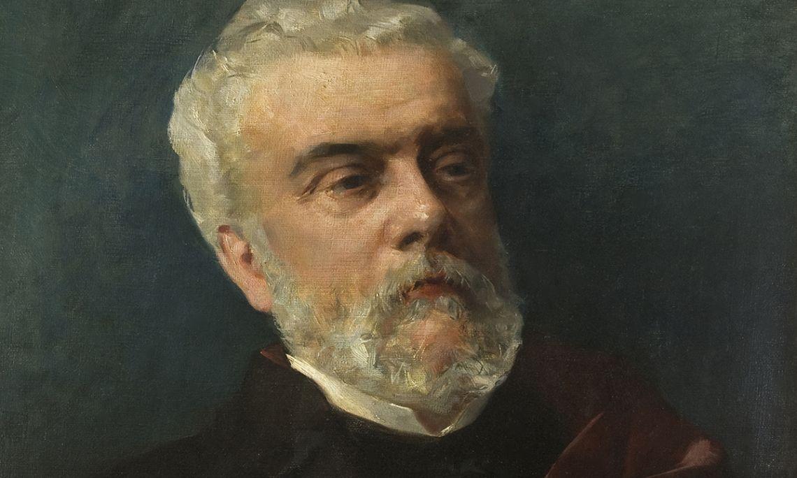 Víctor Balaguer i Cirera (1824-1901), fundador de la institución
