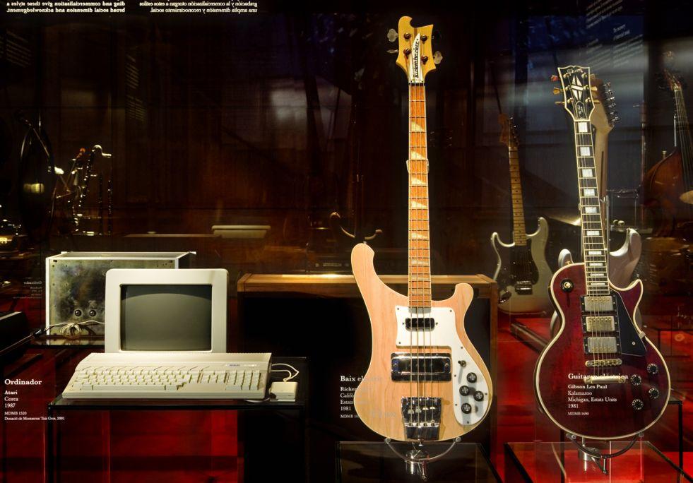 Nuevos instrumentos y nuevos medios de grabación y reproducción de la música © Rafael Vargas