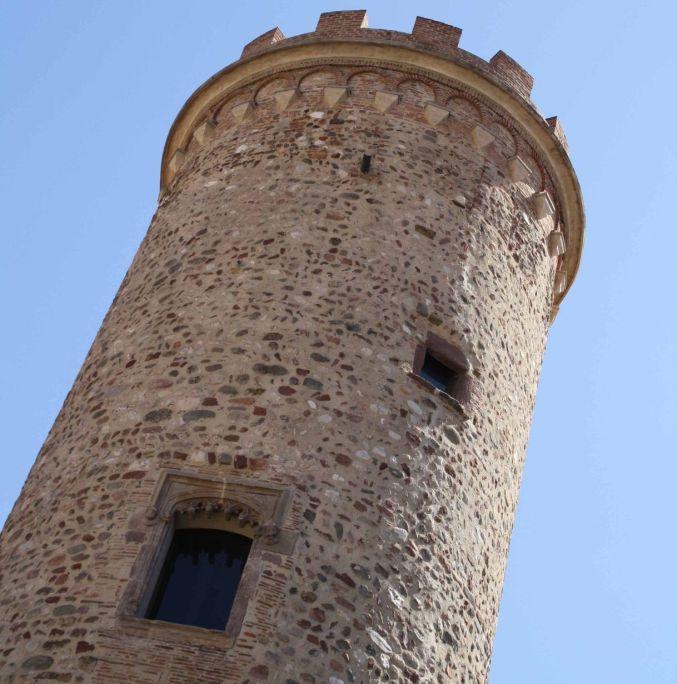 Crown of the Torre del Palau. Photo: Terrassa Museum