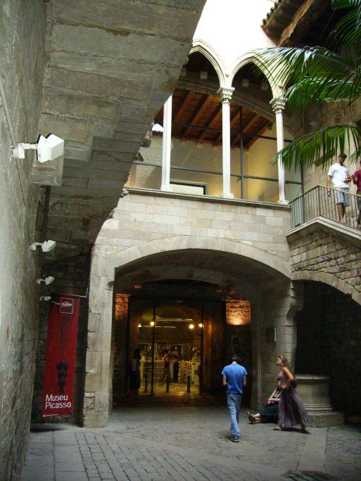 Museu Picasso de Barcelona