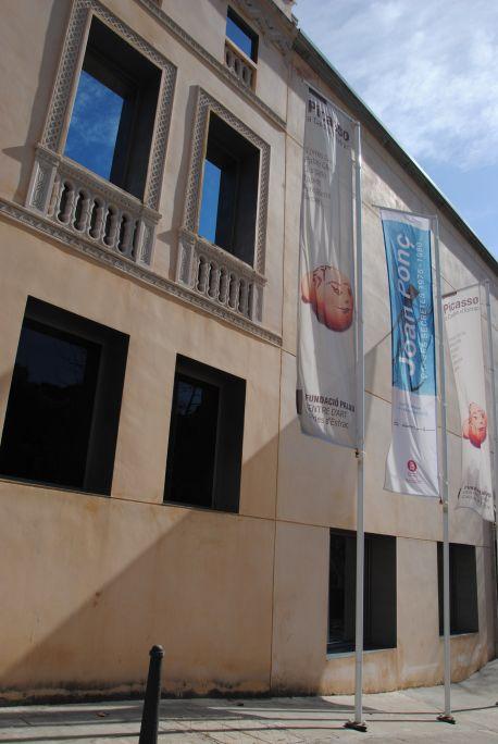 Fundació Palau-Centre d'Art-Caldes d'Estrac