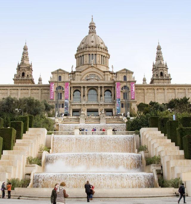 Museu Nacional d'Art de Catalunya,Barcelona.