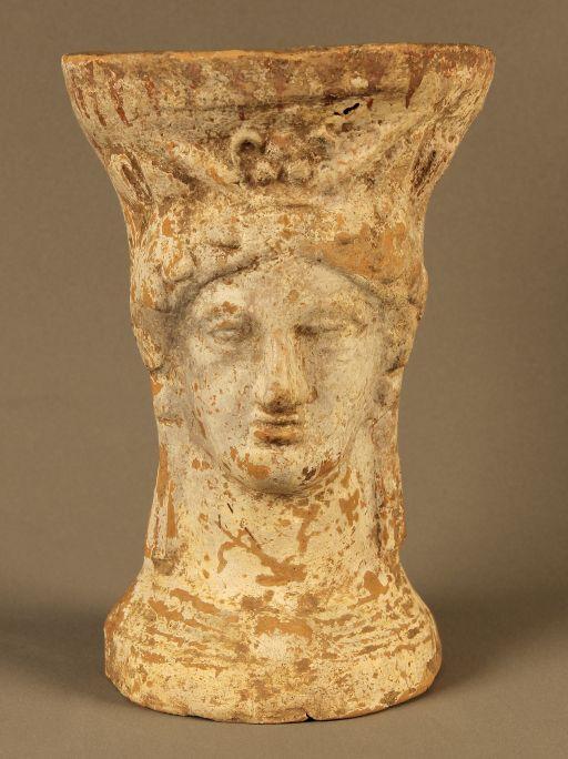 Timiatèrion, el Bordissal (Camarles), època ibèrica, segle III aC Foto: arxiu de l'IMMR