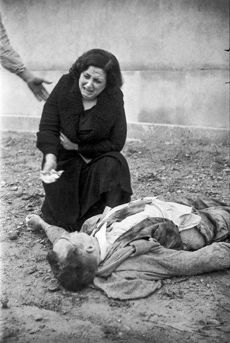 Agustí Centelles i Ossó 3 de novembre de 1937 Fotografia en blanc i negre
