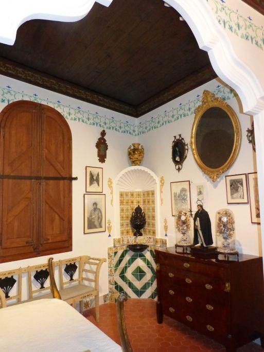 Dormitori de Santiago Rusiñol