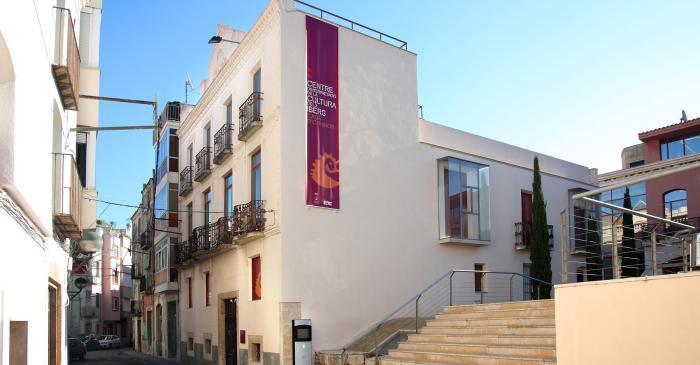 <p>Fa&ccedil;ade de la Casa O&rsquo;Connor, o&ugrave; se trouve le centre d'interpr&eacute;tation de la culture des Ib&egrave;res.</p>