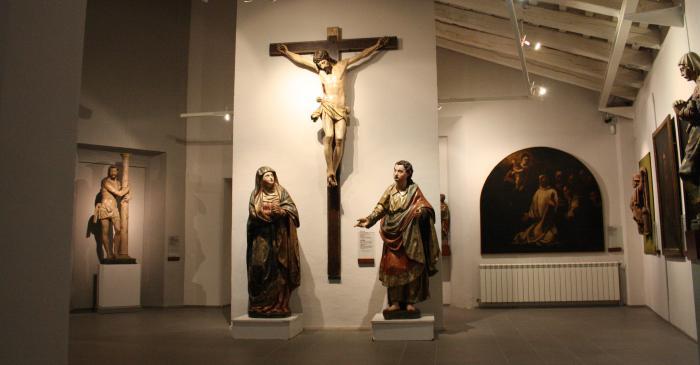 <p>Vista del Museo de Arte Frederic Mar&egrave;s.</p>