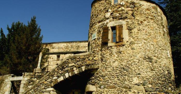 <p>Bernat de So Tower.</p>
