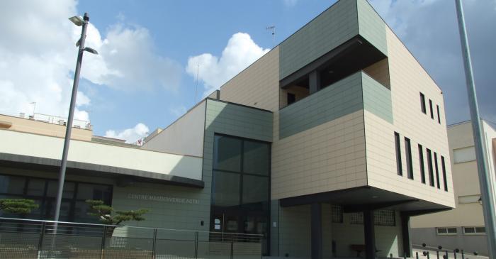 <p>El Centre d'Interpretaci&oacute; Viure al Poble, ubicat a la planta baixa de l'edifici Masdenverge Actiu.</p>