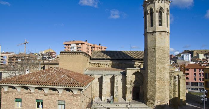 <p>L&rsquo;esgl&eacute;sia de Sant Lloren&ccedil;, uns dels enclavaments patrimonials emblem&agrave;tics de la ciutat de Lleida.</p>