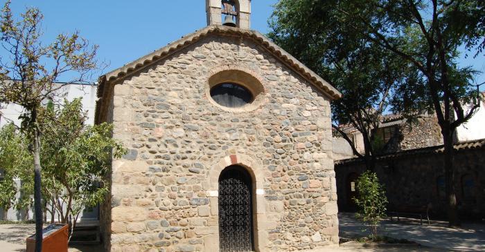 <p>Capella de Sant Corneli</p>