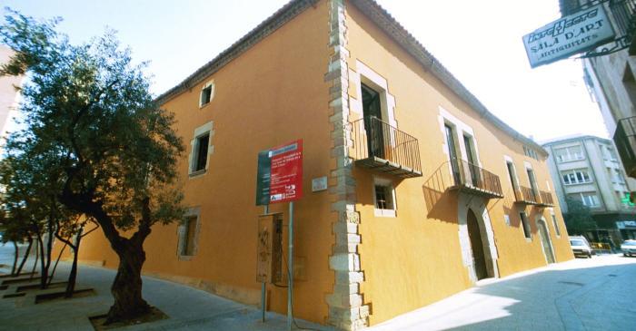 <p>La maison Duran del Pedregar</p>