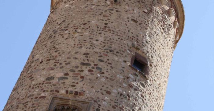 <p>Corona de la Torre del Palau. Foto: Museu de Terrassa</p>