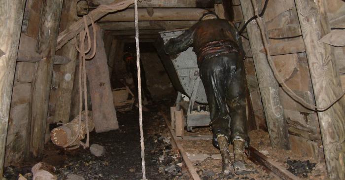 <p>Imatge de les mines de Cercs. Foto: Mines de Cercs.</p>