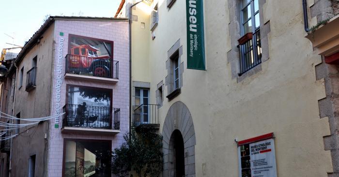 <p>El Museu Etnol&ograve;gic del Montseny.</p>